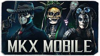 ИГРАЕМ В МОРТАЛ С ВЕБКОЙ - КОМАНДА ДНЯ МЕРТВЫХ - ТОП ИЛИ НЕТ? - Mortal Kombat X Mobile