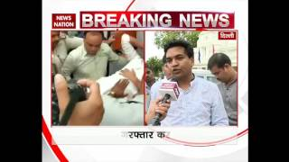 Kapil Mishra speaks on two unidentified man who created ruckus in Delhi Assembly
