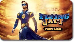A Flying Jatt FIRST LOOK Review | Tiger Shroff, Nathan Jones, Jacqueline Fernandez