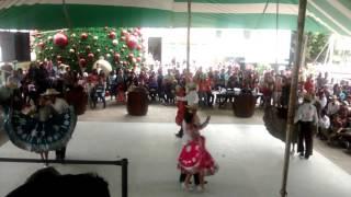 Concurso de Huapango Jacala 2015  final estilo tamaulipeco juvenil