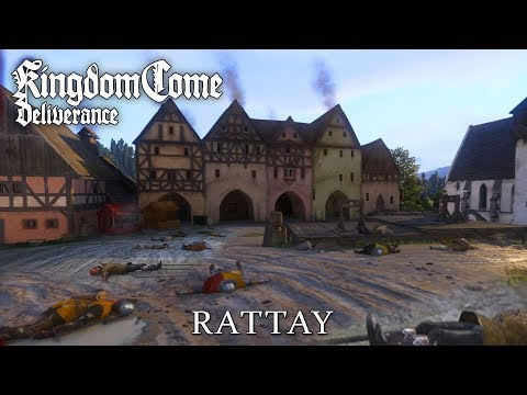 What Happens if You Kill Everyone in Rattay - Kingdom Come: Deliverance (HARDCORE HENRY PART 1)