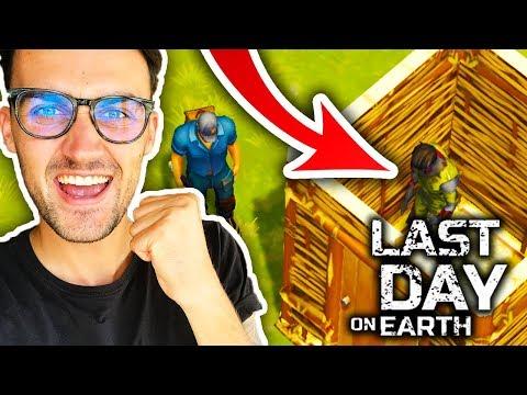 ZOMBIE ALS HAUSTIER! + ATV BAUEN! | Last Day On Earth Survival [Deutsch/German]