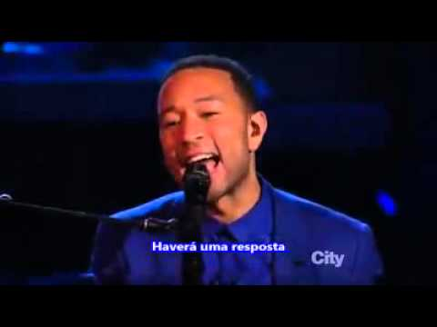 Let it  be - Alicia Keys & John Legend