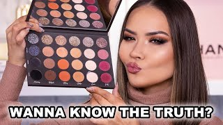 IT'S TIME! TATI BEAUTY TEXTURED NEUTRALS PALETTE REVIEW | Maryam Maquillage
