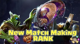 Explaining The New Match Making Rank - Dota 2 Guide