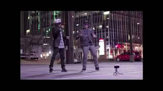 Best slow motion dance with robotic feel