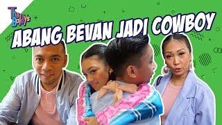The Baldys - Abang Bevan Jadi Cowboy!!