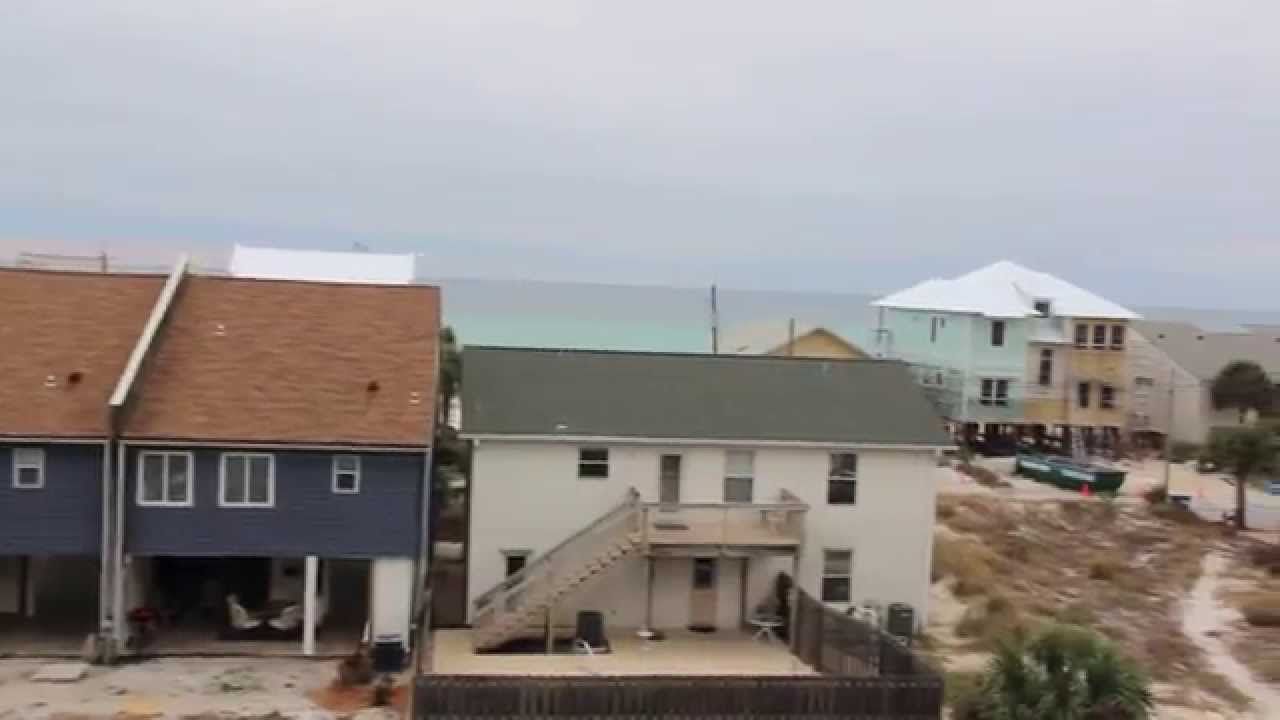 Sand Castle Villas 5 4114 Holiday Dr Panama City Beach Fl 32408