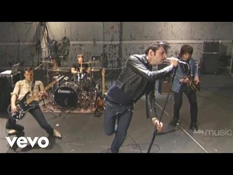 The Bravery - An Honest Mistake (AOL Sessions)