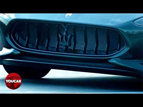 The Sound of the Electric Maserati GranTurismo – Teaser
