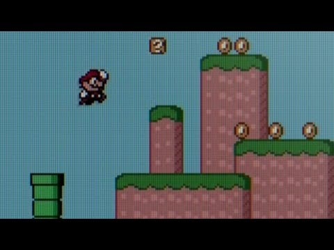 Super Mario Land DX (Game Boy Color) Playthrough - NintendoComplete