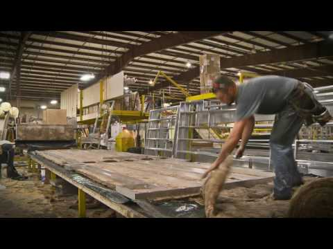 Cedar Creek Fifth Wheel and Cottage Construction Process
