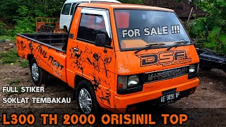 FOR SALE L300 PICKUP TH2000 OR…