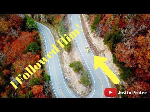 Fall Foliage in Prestonsburg Kentucky (Drone Footage)