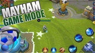 NEW MAYHEM GAME MODE RELEASED