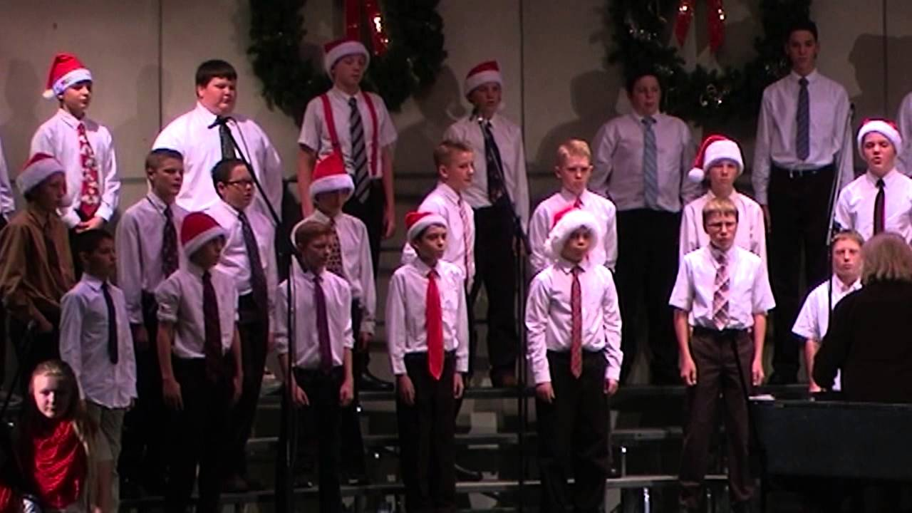 Payson Jr High Choir