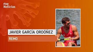 """Javier García Ordóñez: """"Vamos a ser más fuertes a nivel psicológico""""."""