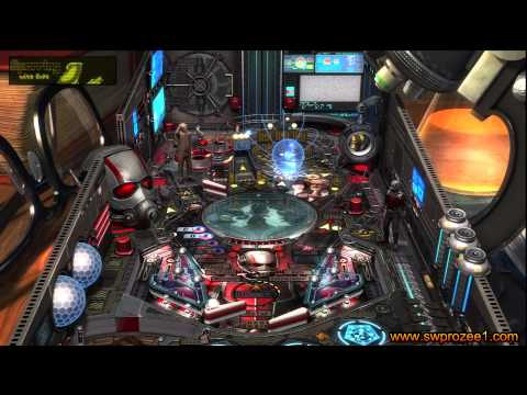 Zen Pinball 2: Ant-man (231 Million)