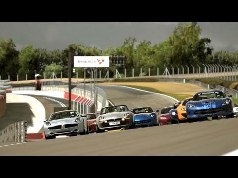 Gran Turismo 6 - Vision Gran Turismo Trailer