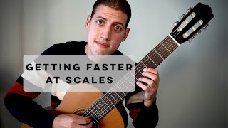 How to get faster at scales