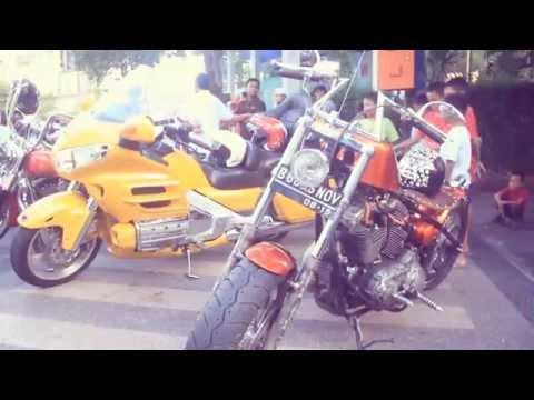 Harley Davidson Teaser [Guardian Angels Berbagi Takjil]