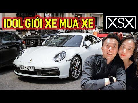Cường Đô La Và Vợ Tậu Porsche 911 Carrera S 8 Tỷ Vào Bộ Sưu Tập Porsche Toàn Màu Trắng | XSX