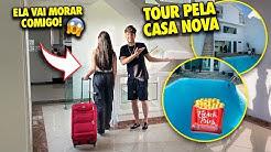 TOUR PELA MINHA CASA NOVA! ELA VAI MORAR COMIGO!! (MANSÃO GK HOUSE)