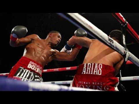 Danny Jacobs vs. Luis Arias POST-FIGHT!
