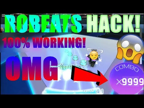 Robeats Roblox Hack Robeats Hack Read Desc Patched Youtube
