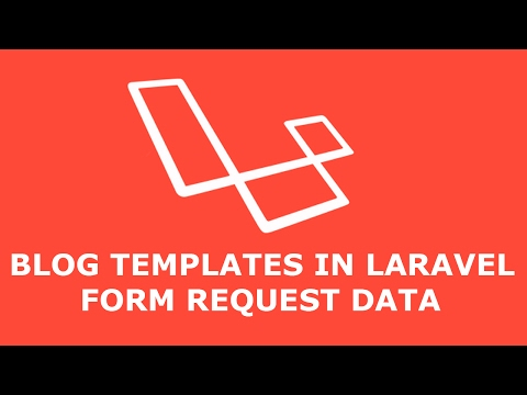 WORKING WITH FORMS IN LARAVEL 5.4