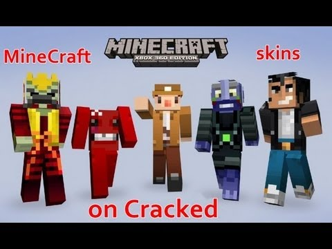 free skins for minecraft cracked
