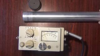 ☢ Дозиметр радиометр СРП 68-01 (СРП68, СРП 6801, сцинтилляционный). Серийный номер 2652 (1988г.в.)(, 2016-07-28T09:07:16.000Z)