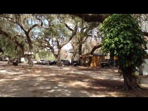 Florida Snowbirds Best Campground Riverfront At Camp