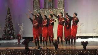 KAGW Xmas 2010 - Thiruda Thiruda dance (Thee Thee) by Bindu Rajeev and team