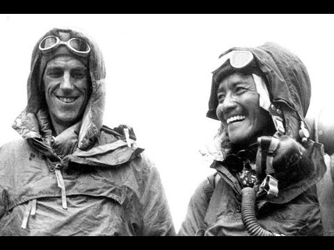 29th May: The day Edmund Hillary and Tenzing Norgay Reached Mt. Everest  | Video | Fact Frames