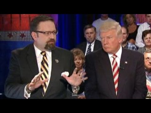 Gorka: The war is real and the war is here