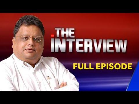 The Interview With Rakesh Jhunjhunwala | Exclusive
