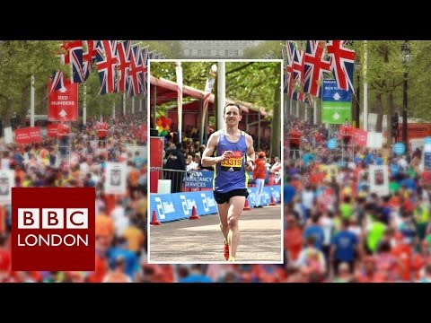 Why are London Marathon runners selling their medals? - BBC London News