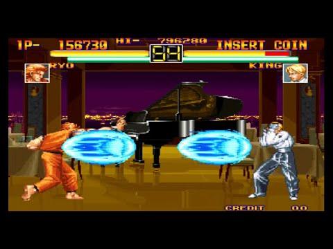Art Of Fighting [Ryo Sakazaki] [1992]