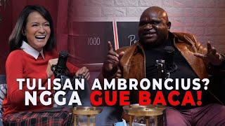 Download BLAK-BLAKAN! Dihina Mirip Gorila, Natalius Pigai Singgung Nama  Abu Janda | 1 Jam 1000 Pesan Podcast
