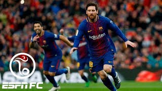 Lionel Messi and Barcelona are nearing an unbeaten season in La Liga | ESPN FC