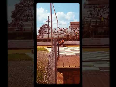 Port Royal Speedway 410 Sprint Car Hot Laps Labor Day Classic