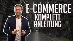 E-Commerce Business STARTEN!