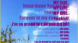 Honorebel - My Girl Feat Sean Kingston & Trina Lyrics