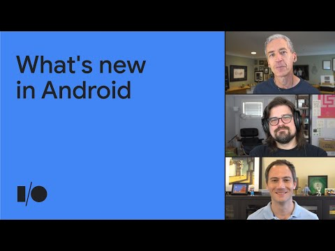 What's new in Android | Keynote