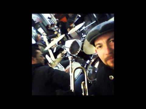"""Rai Radio1 """"Brasil"""" Claryce Marques & Pado Bros live"""