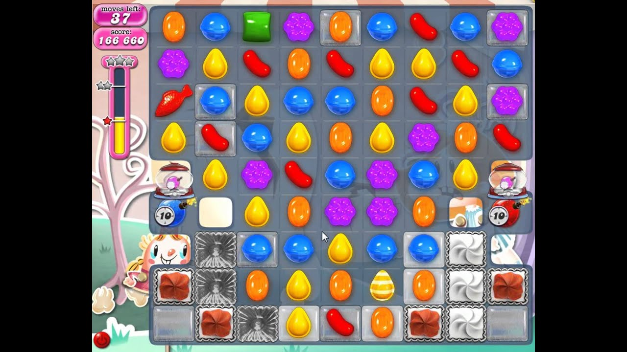 Candy Crush Wieviele Level 2021
