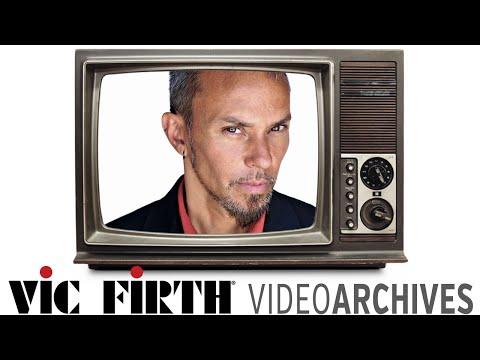 "Bryan ""Brain"" Mantia, Vic Firth Spotlight Interview"