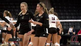 Highlights-Volleyball vs. UMKC