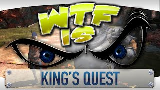 ► WTF Is... - King's Quest : A Knight to Remember ?